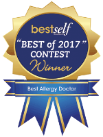 best allergy doctor